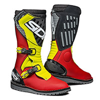 Sidi Trial Zero.2 Limited Edition Boots Red