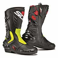 Sidi Vertigo 2 Boots Black Fluo Yellow