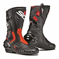 Sidi Vertigo 2 Boots Black Red