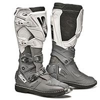 Sidi X-3 Boots Gray White