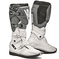 Sidi X-3 Lei Boots White Gray Lady