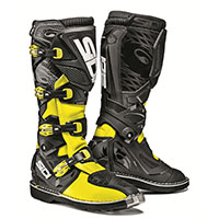 Sidi X-treme Fluo Yellow / Black
