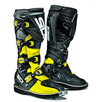 Sidi X-3 Yellow Black