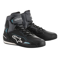 Alpinestars Stella Faster 3 Shoes Grey Light Blue Lady