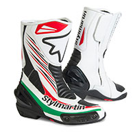 Stylmartin Dream Rs White Green Red Kid