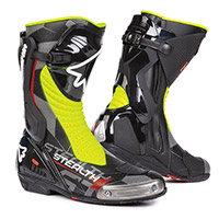 Stylmartin Stealth Evo Air Boots Black Yellow