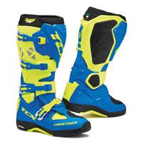 Tcx Comp Evo Michelin Blu-giallo Fluo