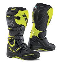 Tcx Comp Evo Michelin Nero-giallo Fluo