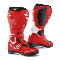 Tcx Comp Evo Michelin Bianco-rosso