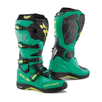 Tcx Comp Evo Michelin Scuba Blu-lime