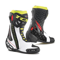 Tcx Rt-race White-red-fluo Yellow