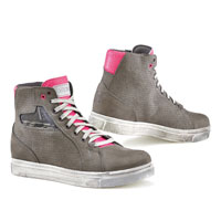 Tcx Street Ace Lady Waterproof Grigio Fucsia Donna