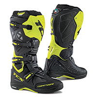 Tcx Comp Evo 2 Michelin Black Fluo Yellow
