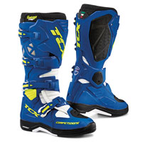 Tcx Comp Evo 2 Michelin Blue White Fluo Yellow