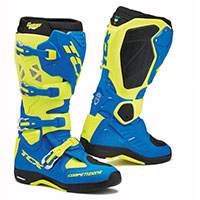 Tcx Comp Evo 2 Michelin Blue Fluo Yellow