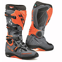 Tcx Comp Evo 2 Michelin Dark Grey Fluo Orange