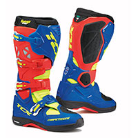 Tcx Comp Evo 2 Michelin Red Blue Fluo Yellow