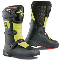 Tcx Comp Kid Black Fluo Yellow Kid