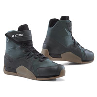 Tcx District Shoes Waterproof Gunmetal
