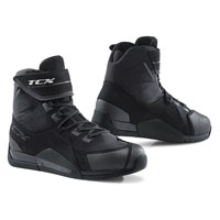 Tcx District Shoes Waterproof Black