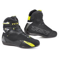 Tcx Rush Waterproof Nero Giallo Fluo