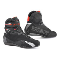 Tcx Rush Waterproof Black Red
