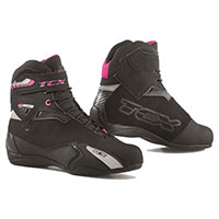 Tcx Rush Lady Waterproof Black Fuchsia