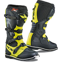 Tcx X-blast Black Fluo Yellow