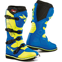 Tcx X-blast Blue Fluo Yellow