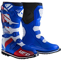 Ufo Avior Boots Blue White Red