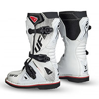 Ufo Typhoon Kid Boots White Kid