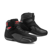 Stylmartin Vector Wp Shoes Black Red