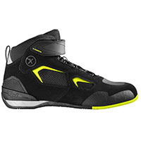 Xpd X Radical Shoes Black Yellow