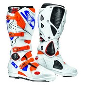 Sidi Crossfire 2 Srs Bleu Orange