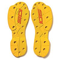 Sidi Supermoto Sms Sole Yellow