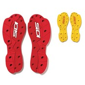 Sidi Sms Motard Sole - For Crossfire/2 Srs Red