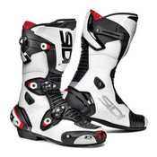 Sidi Mag 1 Racing Boot White Black