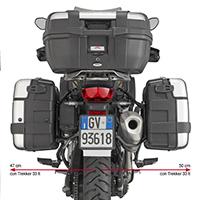 Givi Side Pannier Plr5127