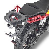 Support Arrière Givi Sr8203 Moto Guzzi V85tt