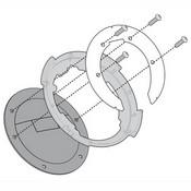 Givi Bf02 Flangia Tank Lock
