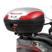 Givi E531m Suzuki Burgman 400 K7-k8-k9-l0-l1-l2-l3 (06 > 13)