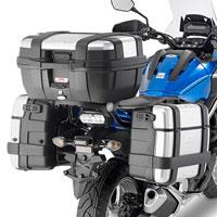 Givi Pl1146 Porta Valigie Laterali Honda Nc750x 2016 Trekker Outback