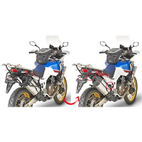 Alforjas Laterales Givi PLR1161 Africa Twin