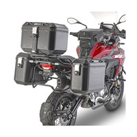Givi Pl8705 Side Case Holders Benelli Trk502x
