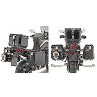 Portavaligie Laterale Givi Plo2145cam Trekker