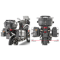 Portavaligie Laterale Givi Plo2145mk One Fit