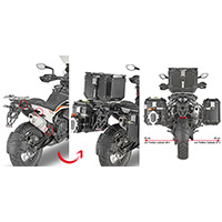 Givi Plor7710cam Side Pannier Holder