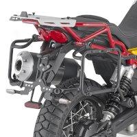 Porte Bagages Givi Plor8203mk Latéraux Moto Guzzi V85tt