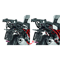 Support De Valise Latérale Givi Plx5137 Bmw F 900 Xr