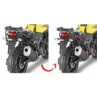 Portavaligie Laterale Givi Plxr3114 Suzuki V Strom
